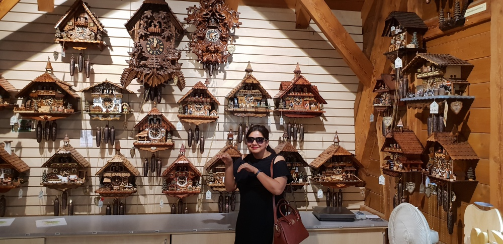 cuckoo clock germany