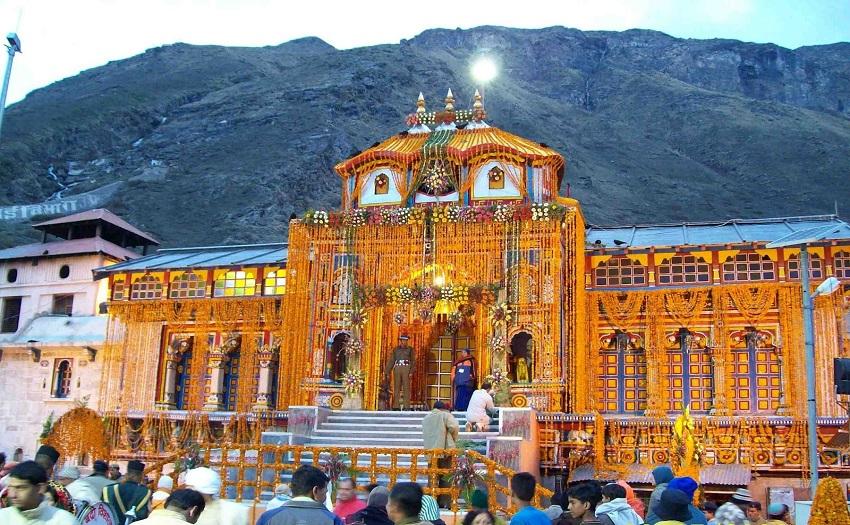 badrinath dham,Char Dham Yatra