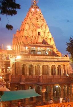 shree-mahakaleshwar-temple-Madhya Pradesh