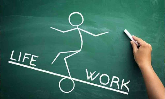 life vs work