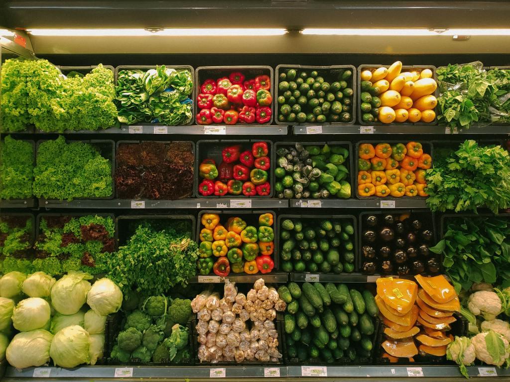 Fruits ,Vegetables,Vitamins